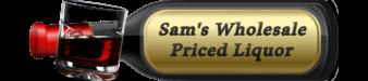 Sams Wholesale Liquor Logo